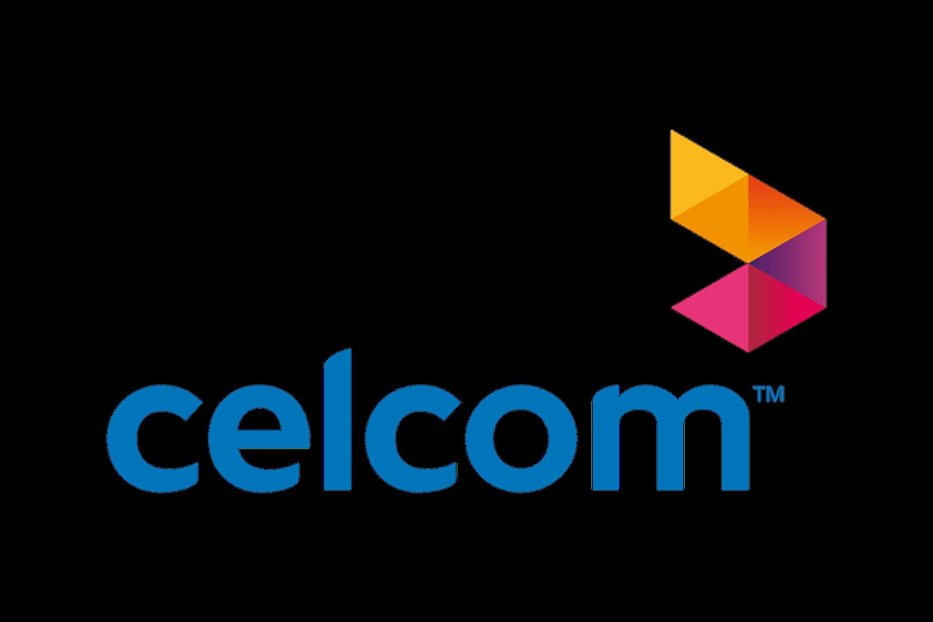 Russ Fry - Celcom-Logo