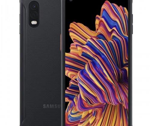 Samsung Galaxy Xcover Pro smartphone